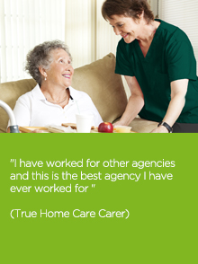 Why Work at True Homecare